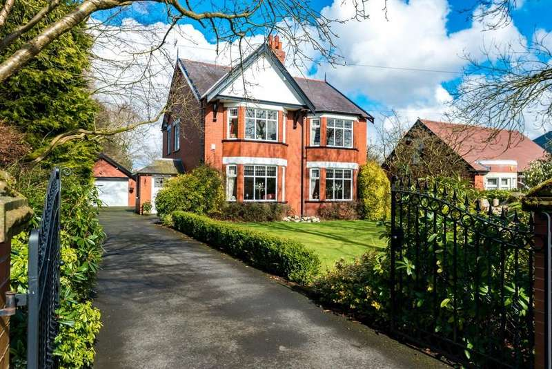 5 Bedrooms Detached House for sale in Chapel Lane, Eccleston, St Helens