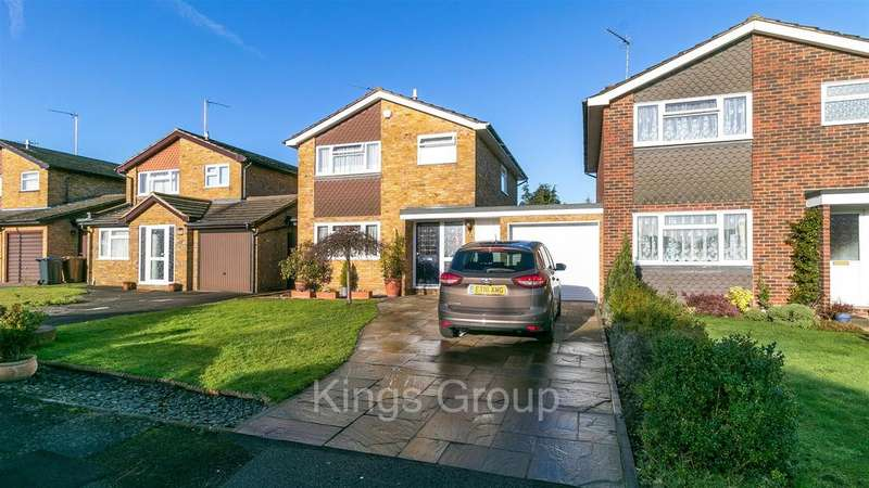 3 Bedrooms House for sale in Lodge Close, Hertford