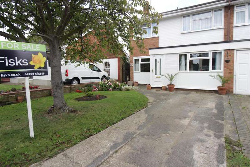 4 Bedrooms Semi Detached House for sale in Moreland Avenue, Benfleet