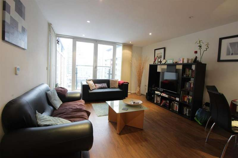 2 Bedrooms Apartment Flat for sale in The Oxygen Building, Royal Docks