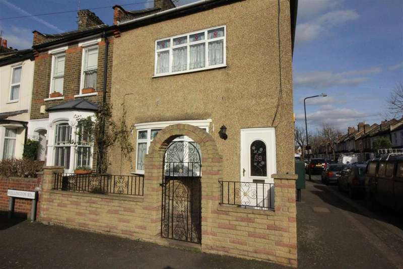 3 Bedrooms End Of Terrace House for sale in Wellington Road, London