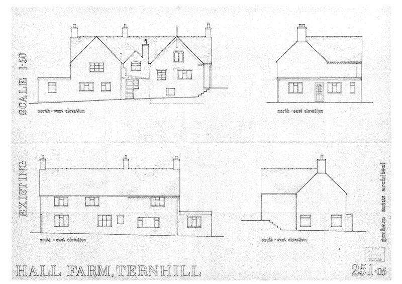 Land Commercial for sale in The Mill House, Tern Hill, Market Drayton