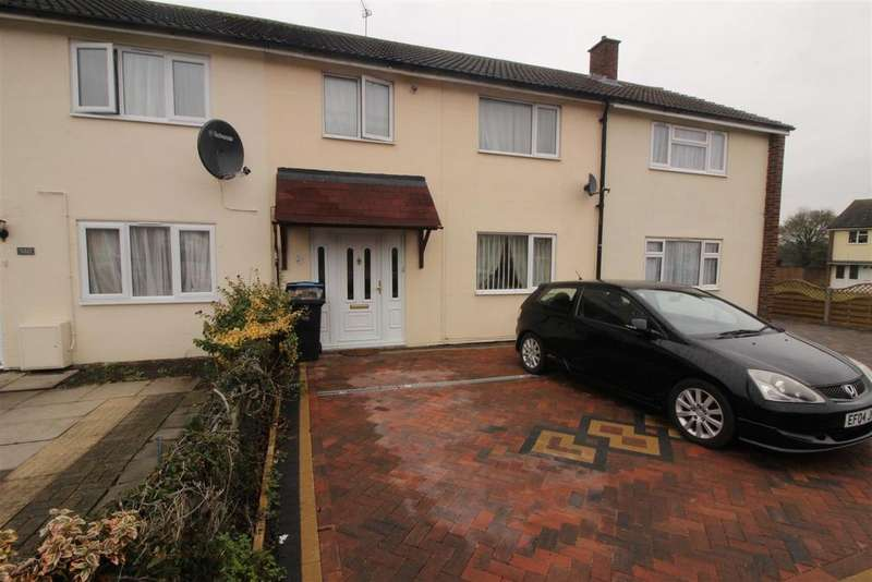 3 Bedrooms Terraced House for sale in Spencers Croft, Harlow
