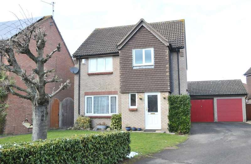 4 Bedrooms Detached House for sale in Werrington