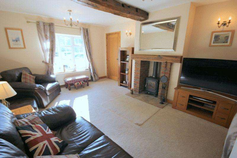 3 Bedrooms Cottage House for sale in Tixall, Stafford