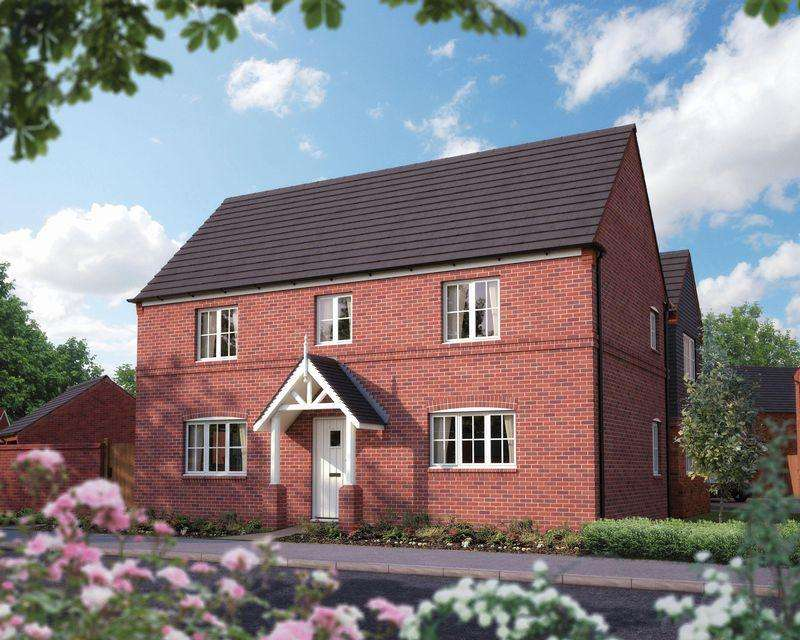 4 Bedrooms Detached House for sale in Cholmondeley Road, Nantwich