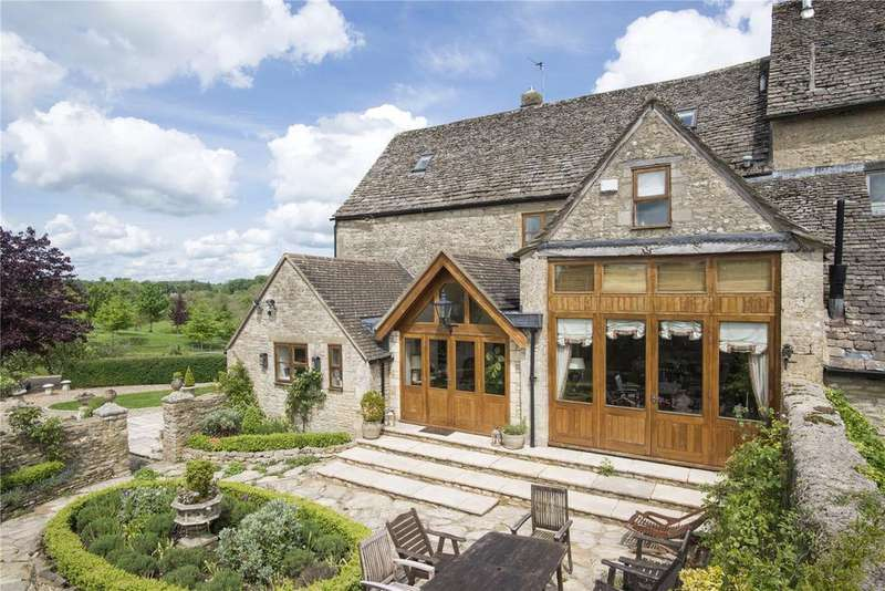 5 Bedrooms House for sale in Arlington, Bibury, Cirencester, Gloucestershire