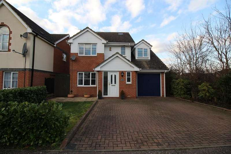5 Bedrooms Detached House for sale in Burley Hill, Harlow