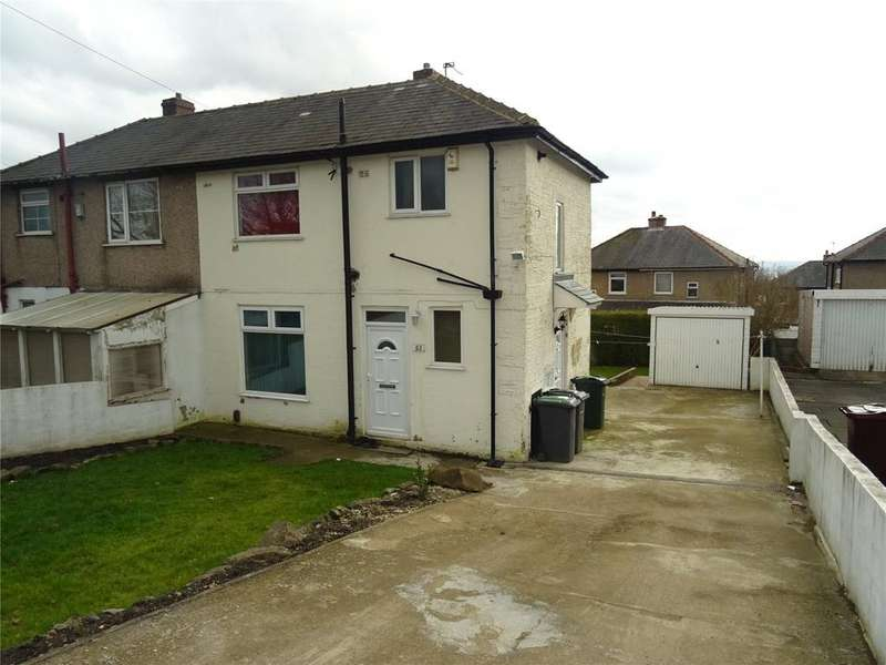 2 Bedrooms Semi Detached House for sale in Halifax Road, Bradford, West Yorkshire, BD6
