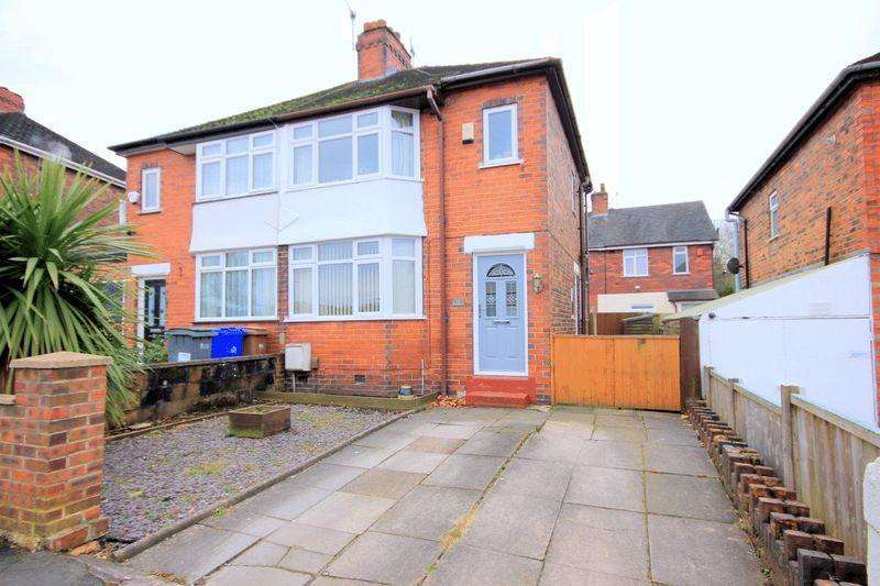 2 Bedrooms Semi Detached House for sale in Brookland Avenue, Blurton