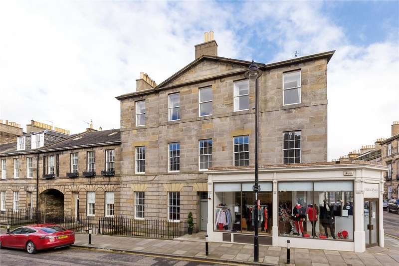 3 Bedrooms House for sale in Stafford Street, Edinburgh