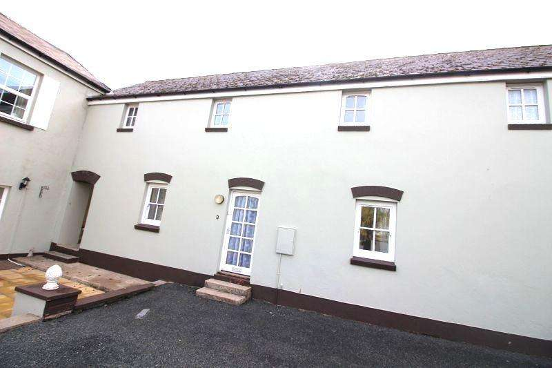 3 Bedrooms Terraced House for rent in 3 Leonardston Mews, Llanstadwell, Milford Haven SA73 1EP