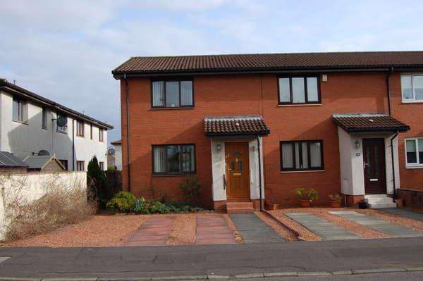 2 Bedrooms End Of Terrace House for sale in 30 Dalrymple Drive, Irvine, KA12 0PF