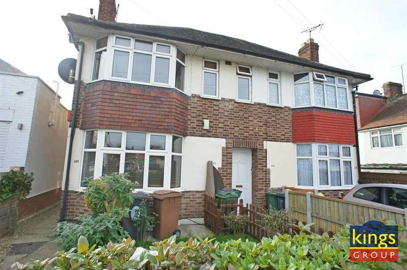 2 Bedrooms Maisonette Flat for sale in Cherrydown Avenue, London