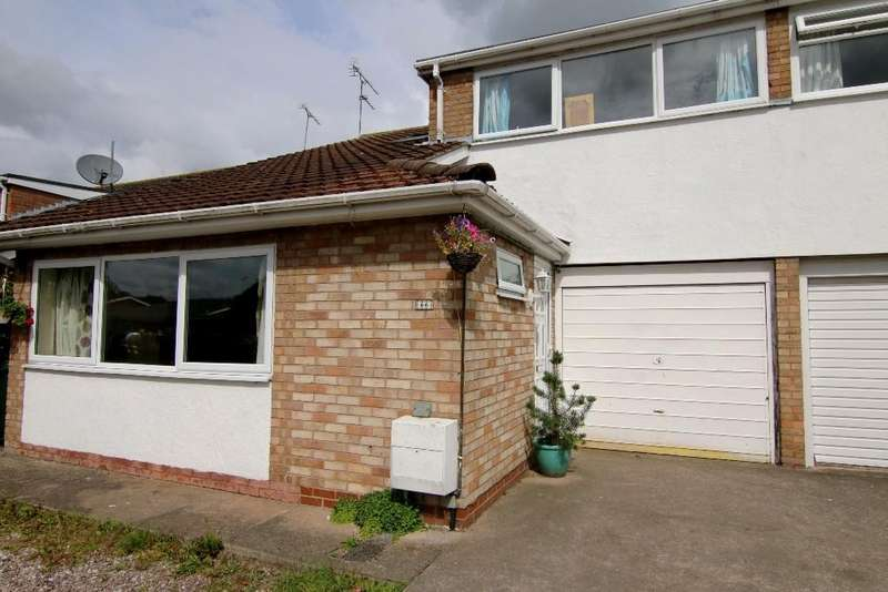 4 Bedrooms Semi Detached House for sale in Ringway, Waverton