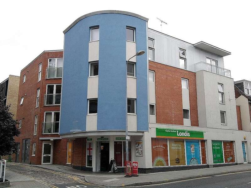 2 Bedrooms Apartment Flat for sale in Coytes Gardens Town Centre Ipswich