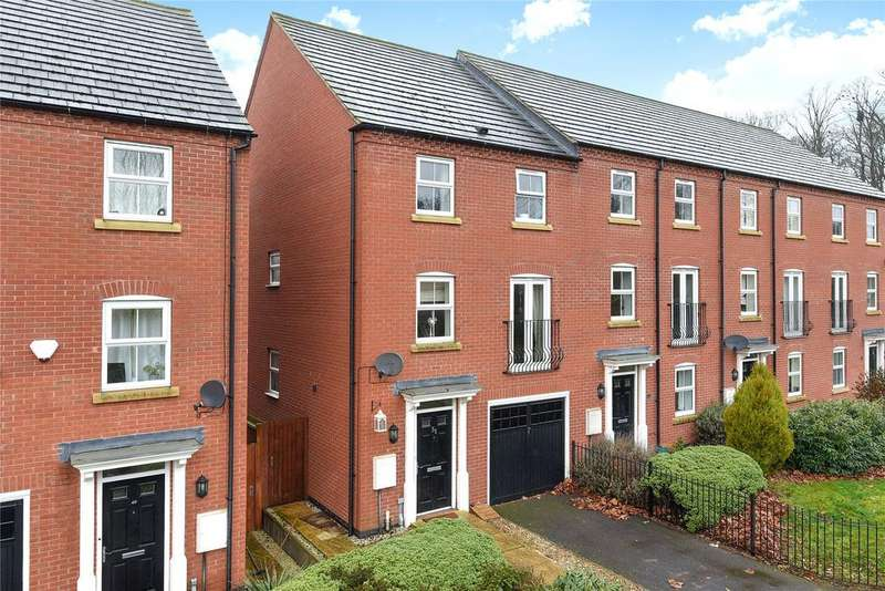 4 Bedrooms End Of Terrace House for sale in Pentland Drive, Greylees, NG34