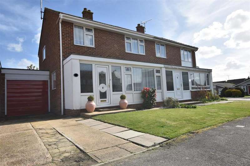 3 Bedrooms Semi Detached House for sale in Downleaze, South Woodham Ferrers, Chelmsford