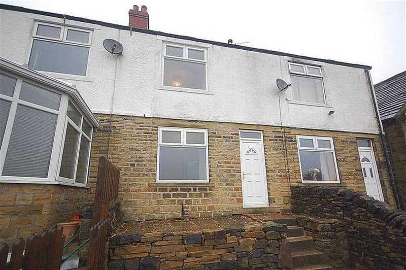 2 Bedrooms Terraced House for rent in Sunnybank, Greetland, Halifax, HX4