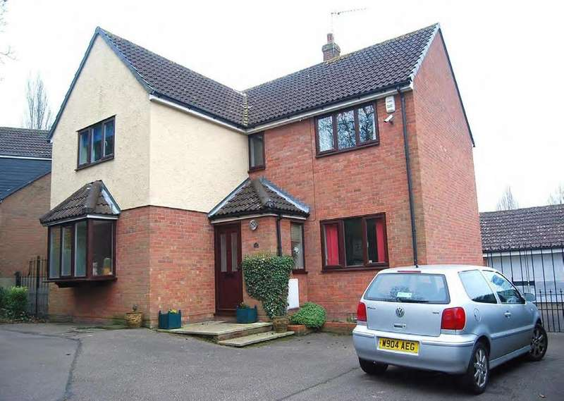 4 Bedrooms Detached House for sale in Wratting Road, Haverhill CB9 0DD