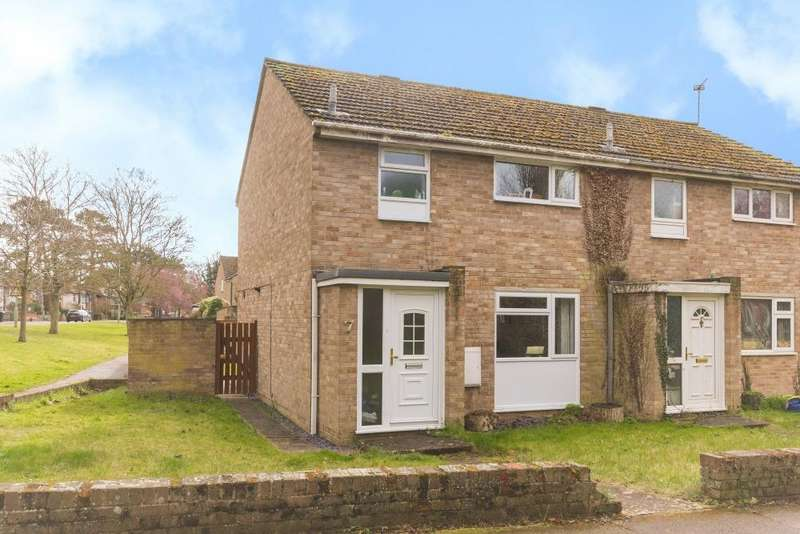 3 Bedrooms End Of Terrace House for sale in Bowgrave Copse, Abingdon