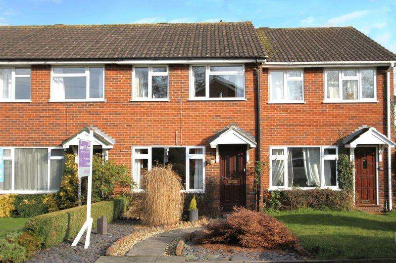 2 Bedrooms Terraced House for sale in Market Fields, Eccleshall, Stafford