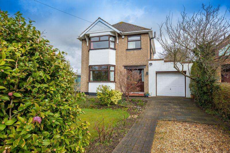 3 Bedrooms Detached House for sale in Windmill Lane, Castlecroft, Wolverhampton