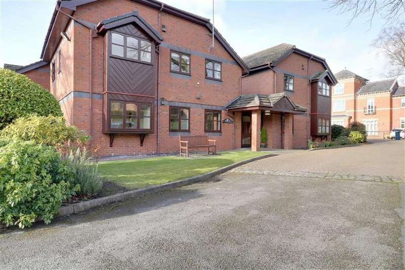 2 Bedrooms Flat for sale in Westbourne Mews, Congleton