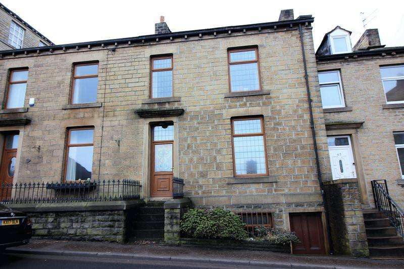 4 Bedrooms Terraced House for sale in Rochdale Road, Greetland, Halifax