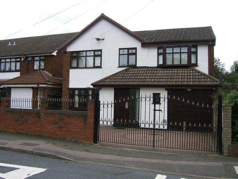 4 Bedrooms Detached House for rent in Station Road,Pelsall, Walsall