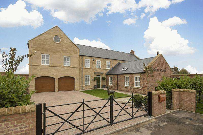4 Bedrooms Detached House for sale in Brunton Square, Brunton Lane