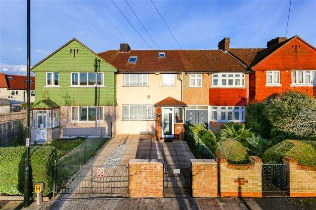 4 Bedrooms Terraced House for sale in Otford Crescent, Brockley