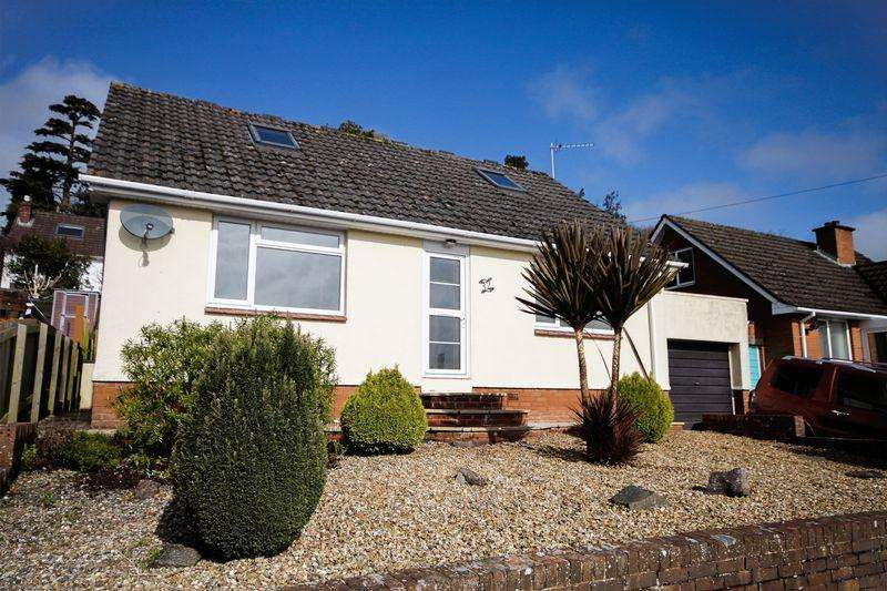 3 Bedrooms Detached Bungalow for rent in Blagdon Rise, Crediton