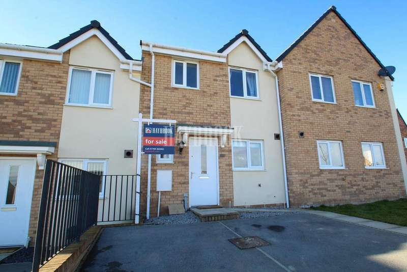 3 Bedrooms Terraced House for sale in Fred Edwards Park, Rawmarsh, Rotherham