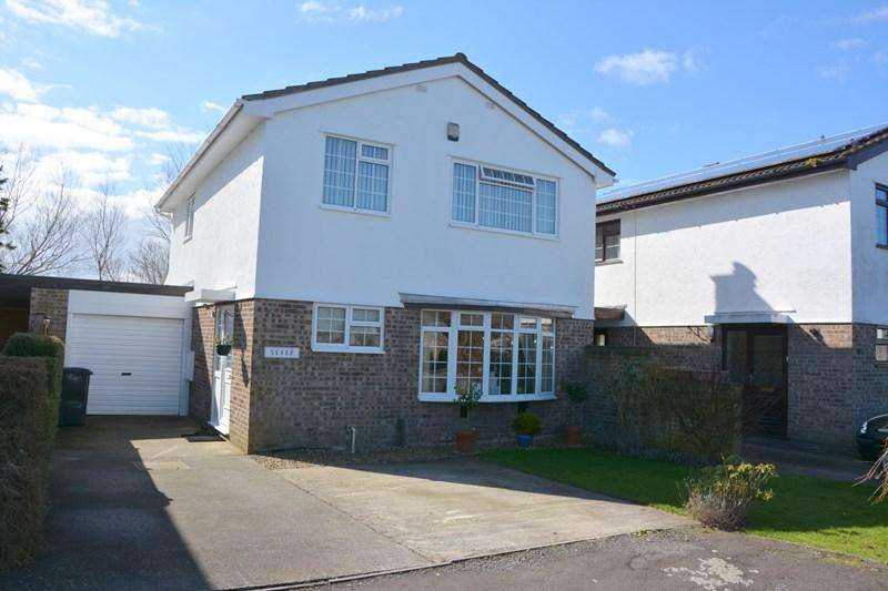 3 Bedrooms Detached House for sale in Bay View Gardens, Burnham-On-Sea