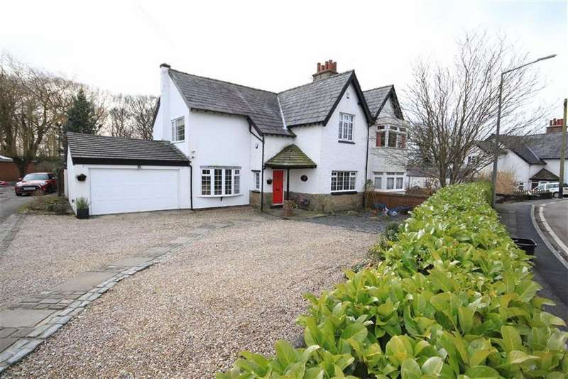 4 Bedrooms Cottage House for sale in Springvale, Rainford, St Helens, WA11