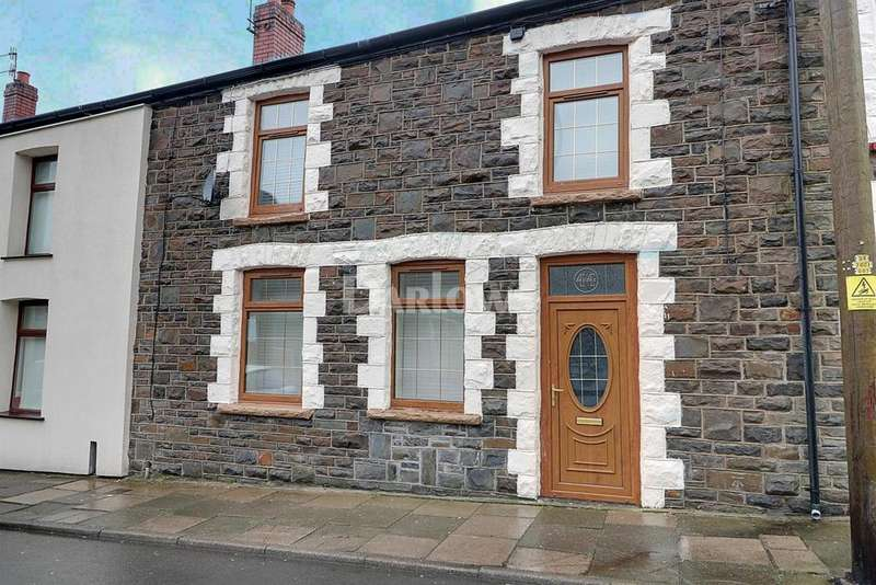 3 Bedrooms Terraced House for sale in Edmondes St, Tylorstown