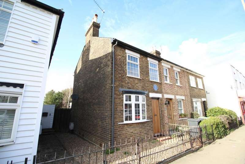 2 Bedrooms Cottage House for rent in High Street, Epping, CM16