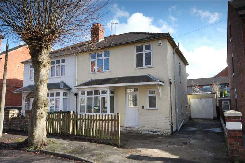 3 Bedrooms Semi Detached House for sale in Baxter Avenue, Kidderminster, DY10