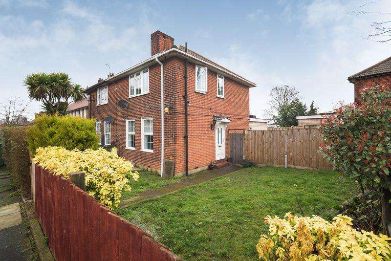 3 Bedrooms Semi Detached House for sale in Inigo Jones Road, Charlton