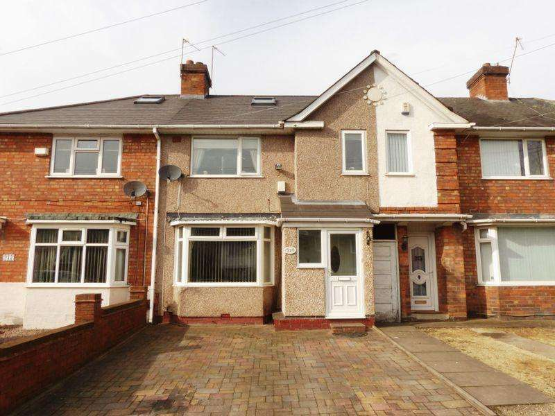 3 Bedrooms Terraced House for sale in Parkeston Crescent, Birmingham