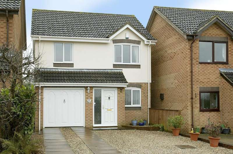 3 Bedrooms Detached House for sale in Tuttles Lane West, Wymondham