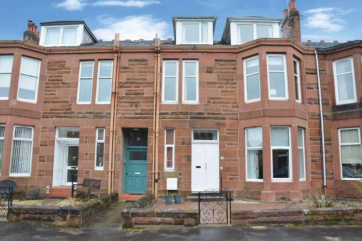 3 Bedrooms Flat for sale in Bute Gardens, Netherlee, Glasgow, G44