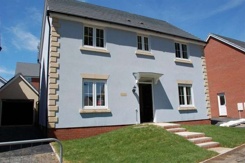 4 Bedrooms House for rent in Carmarthen