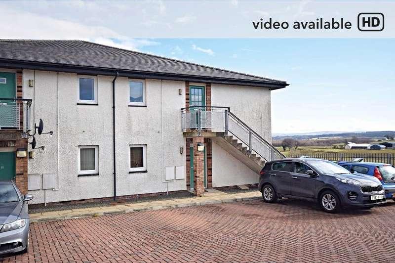 2 Bedrooms Flat for sale in Old School Wynd, Ochiltree, East Ayrshire, KA18 2DA