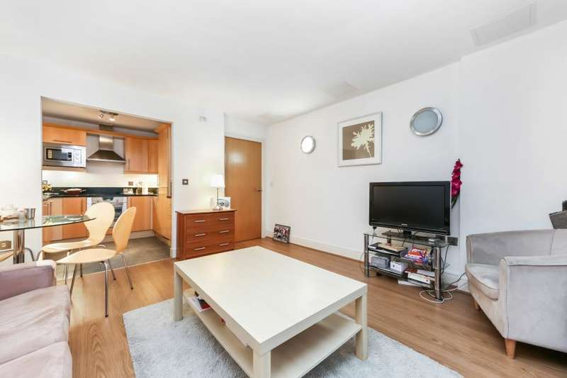 1 Bedroom Flat for sale in Constable House, South Quay, E14
