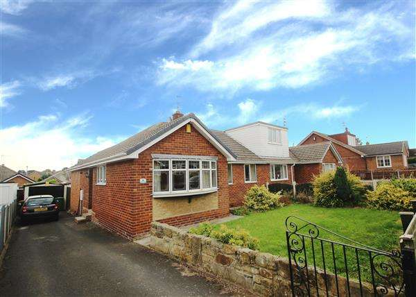 3 Bedrooms Bungalow for sale in Ringwood Way, Hemsworth