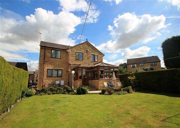 4 Bedrooms Detached House for sale in St Margarets Court, North Elmsall