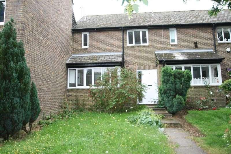 3 Bedrooms Terraced House for sale in Bridgewater Way, Bushey