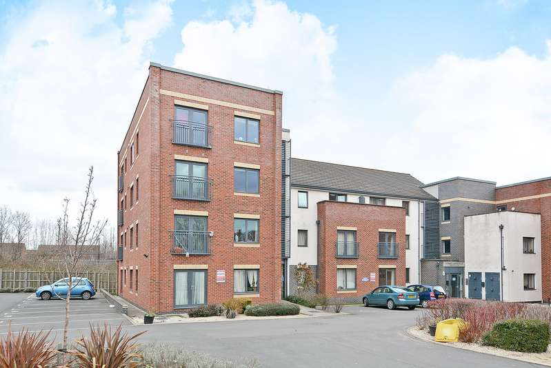 1 Bedroom Apartment Flat for sale in Cuthbert Cooper Place, Darnall S9